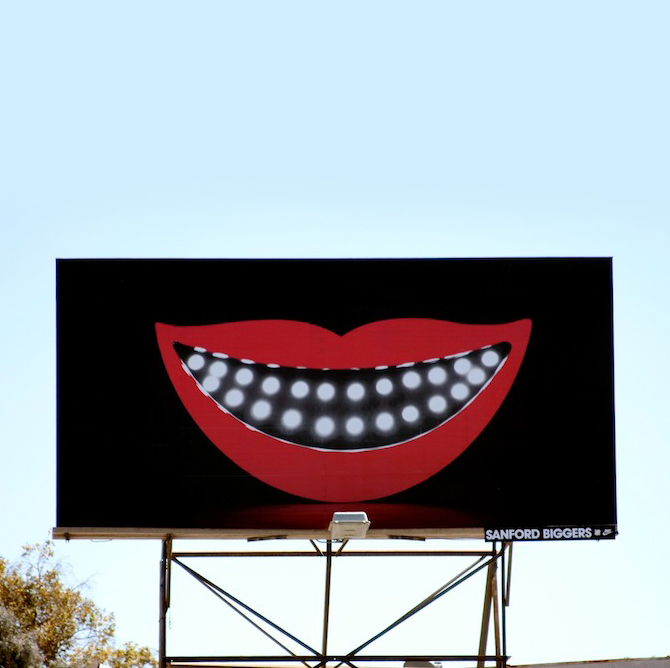 Cheshire Billboard