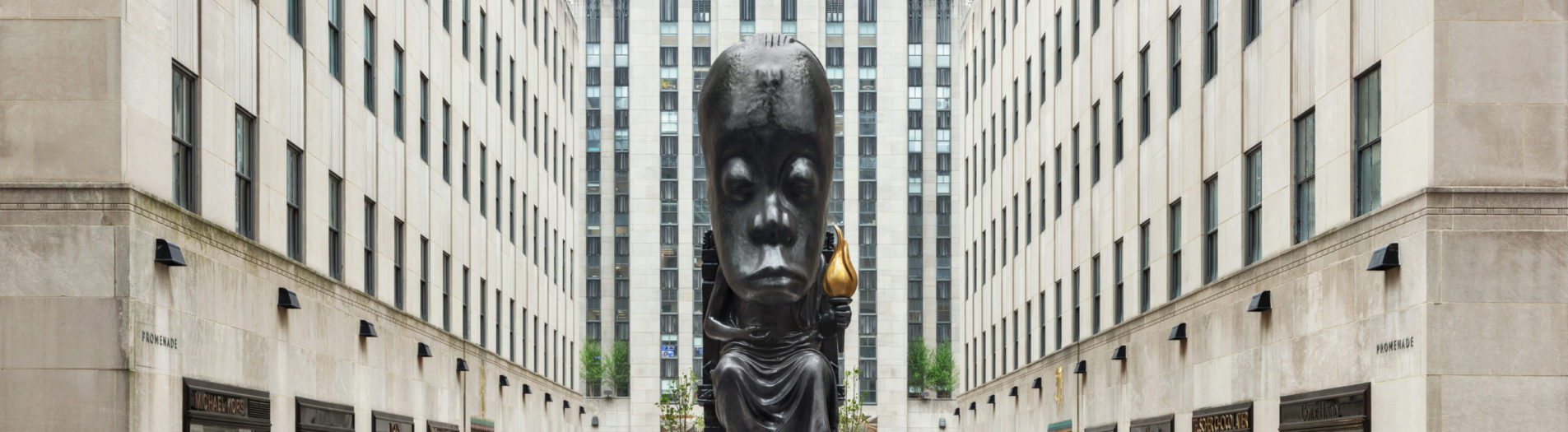 Oracle & Art in Focus Presented by Art Production Fund and Rockefeller Center